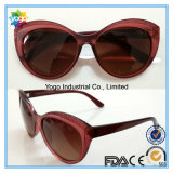 2017 OEM Fashion Eye Eye Oversized Woman Polarized Sunglasses