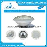 Indicatore luminoso della piscina di PAR56 LED, indicatore luminoso subacqueo del LED, illuminazione esterna del LED