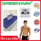 Stéroïde chimique pharmaceutique de Hexarelin de peptides pour la perte de poids