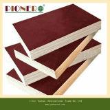 La melamina del uso de los muebles hizo frente a la madera contrachapada con buena calidad