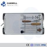 Клетка Tlif взгляда украдкой позвоночника, хребтовая клетка Implant, клетка взгляда украдкой