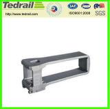 Accoppiatore ferroviario automatico dell'acciaio di pezzo fuso, giogo dell'accoppiatore