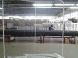die 20FT Kurven-Ausstellung-Spannkraft-Gewebe-Ausstellungsstand, neuer Entwurf knallen oben Spannkraft-Gewebe-Bildschirmanzeige