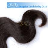 Toute la longueur dans la trame brésilienne de cheveu de Vierge courante (KBL-BH-BW)