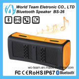Bluetoothの防水多彩な無線携帯用小型スピーカー