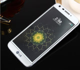 calor da superfície 3D curvada que dobra o protetor Shatterproof da tela do vidro Tempered para o telefone móvel LG G5