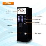 Distributore automatico del caffè della pubblicità F308-a con la smerigliatrice del chicco di caffè