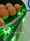 Máquina de lujo del baloncesto del certificado del Ce de Italia