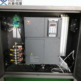 El PLC controla el regulador servo del motor servo del mecanismo impulsor para la máquina plástica