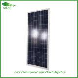 100W el panel solar fotovoltaico, células solares