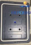 Kasten der Kühlvorrichtung-70L: Roto formte Art, mit Gummidichtung auf Kappen