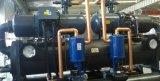 refrigerador de refrigeração água do parafuso 180ton no processo de impressão