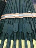 Столб загородки PVC супер цены качества 2016 самого лучшего Coated, гальванизированный столб t, пикетчик звезды для сбывания (изготовление)