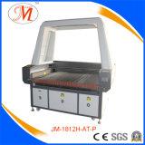 Machine Automatique-Alimentante de laser Cutting&Engraving avec l'appareil-photo panoramique (JM-1812H-AT-P)
