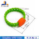 Wristband astuto del vario silicone universale RFID del chip