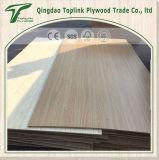 Guter Preis-stellte weißes Melamin-Furnierholz-Melamin Furnierholz-Blatt gegenüber