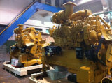 Shanghaichai a estrenar, motor de Caterpillare 3306