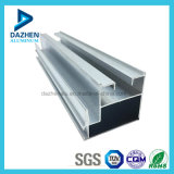 Verkoop 6063 van de fabriek T5 het Profiel van het Aluminium van de Legering van het Aluminium met Met een laag bedekt Geanodiseerd