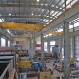 Strukturelles industrielles Fabrik-Stahlgebäude mit Qualität