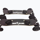 1650W*2 4車輪のオフロード電気スケートボード