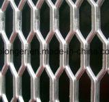 Гальванизированная расширенная ячеистая сеть металла