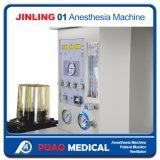 高度の二重タンクデザインのJinling-01病院装置の麻酔機械
