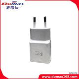 Caricatore veloce del USB per il caricatore della parete di corsa del telefono mobile di Samsung