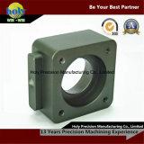 6061 анодированный низкопробный алюминий CNC подвергая механической обработке от центра CNC