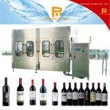 Máquina de enchimento do vinho do frasco de vidro/linha de produção automáticas