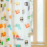 Tenda di acquazzone impermeabile stampata alta qualità della stanza da bagno della Anti-Muffa PEVA (16S0045)