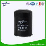 Filtre à huile de pièces d'auto pour le véhicule japonais 8-94260427-0 d'Isuzu