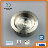 Casquillo forjado de la autógena del socket del casquillo ASME B16.11 del acero inoxidable de las guarniciones (KT0537)