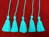 Tassel feito sob encomenda do algodão para as decorações Home