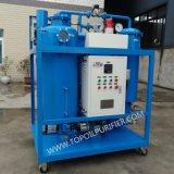 1200 litri/tipo usato ora macchina di sciaquata del purificatore di olio dell'olio della turbina