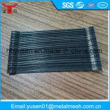 fibra 3D material de aço para o reforço concreto