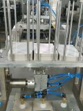 Tipo de Qibo a máquina nova do enchimento PVC-Papercard e da selagem para a embalagem pequena da bolha dos bens