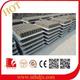 セメントの煉瓦機械Pallet/PVCパレットプラスチックパレット