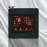 Bodenheizung-Thermostat-Noten-Schalter-Plastikrahmen (SK-HV2300L8-L)