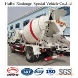 camion della betoniera di 5cbm Foton Forland 4X2