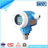 Capteur de pression 4~20mA intelligent à deux fils rentable élevé