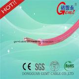 Fio isolado PVC revestido de nylon de Thhn dos multi cabos