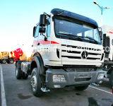 BEIBEN力の星のトラクターヘッド、トラックのトラクター