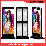 P2.5 Ad85 Indoor Advertising LED Display LED Player