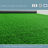 サッカー競技場のための擬似草のカーペット