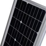 30W integró todos en una luz de calle solar