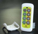 Telecomando senza fili di rf con il trasmettitore e la ricevente per la lampada del ventilatore di soffitto