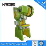 125 tonnes de presse de transmission mécanique/presse de poinçon de poinçon de bâti de Machine/J23-125ton C