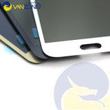 Samsung E5 E500를 위한 LCD 스크린 백색 파란 새로운 LCD 디스플레이 접촉 스크린 수치기 회의는 출하를 해방한다