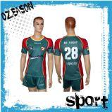 Soem halten Mens-preiswertes Sublimation-kundenspezifisches Team-gesetztes Rugby Jersey, Rugby-Uniformen für Team instand