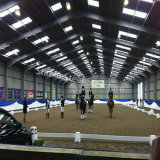 Здание арены Riding лошади стальное с большой пядью